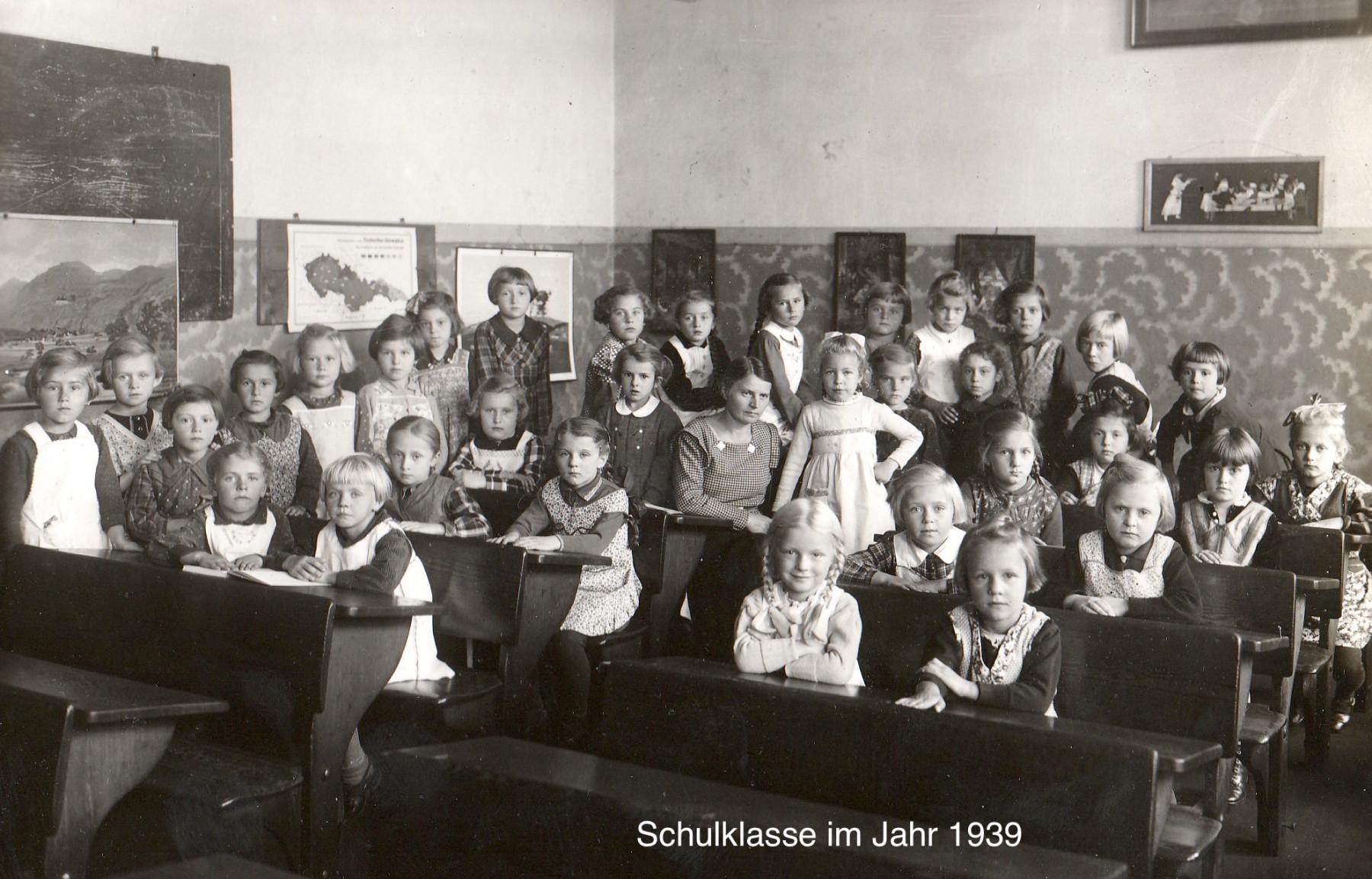 Schule vor 150 jahren